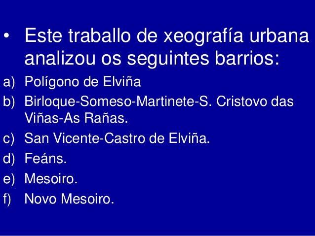 IES ELVIÑA E OS BARRIOS Slide 3
