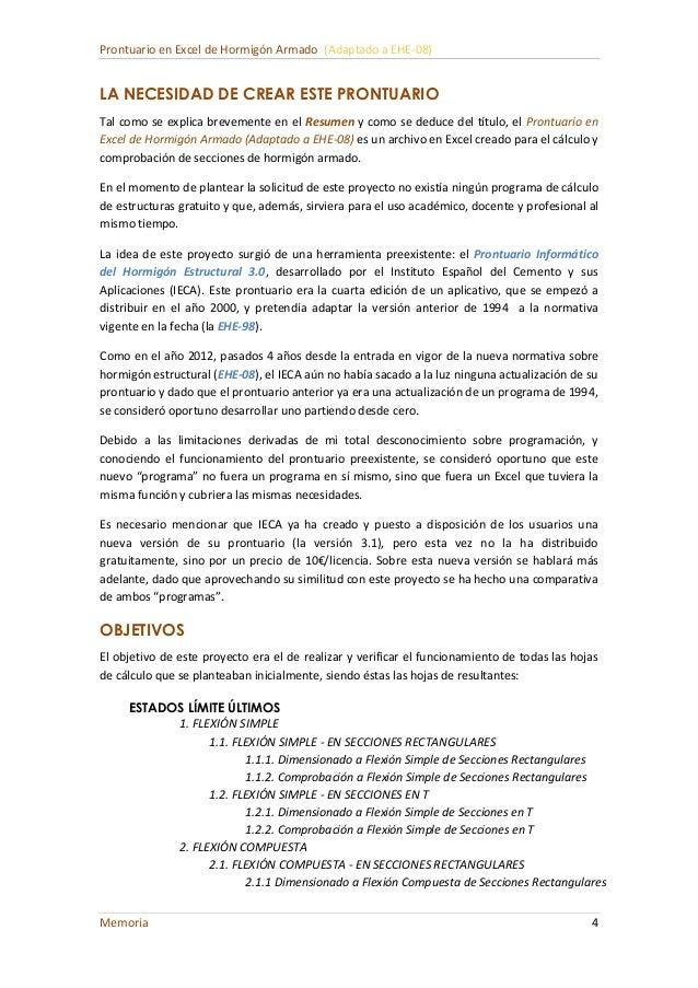 01. prontuario en excel_ha- memoria (castellano)