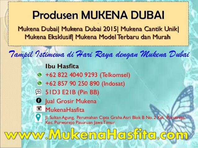 Produsen MUKENA DUBAIProdusen MUKENA DUBAI.. Mukena Dubai| Mukena Dubai 2015| Mukena Cantik Unik|Mukena Dubai| Mukena Duba...