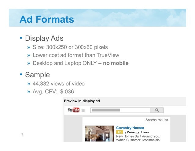 YouTube: Driving Awareness, Traffic and Conversions