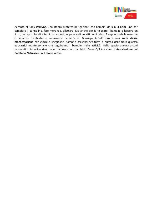 Programma salone del libro torino 2017 for Gonzaga arredi