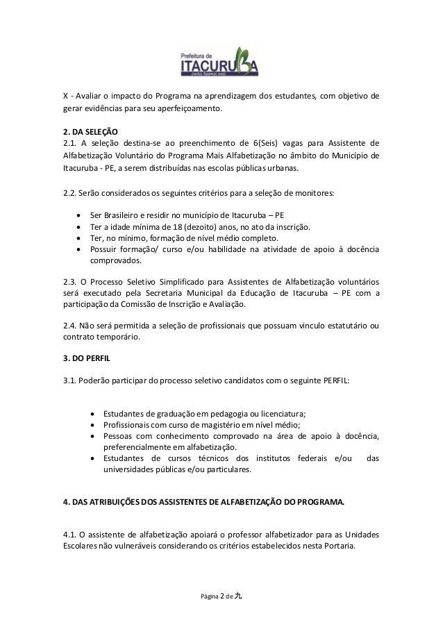 Prefeitura Municipal de Itacuruba - Edital f76c5ded91722