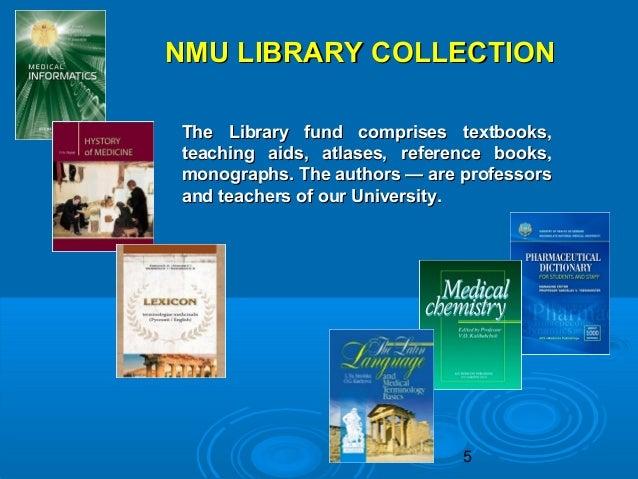 Library of Bogomolets National Medical University