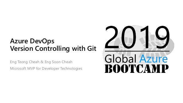 Azure DevOps - Version Controlling with Git