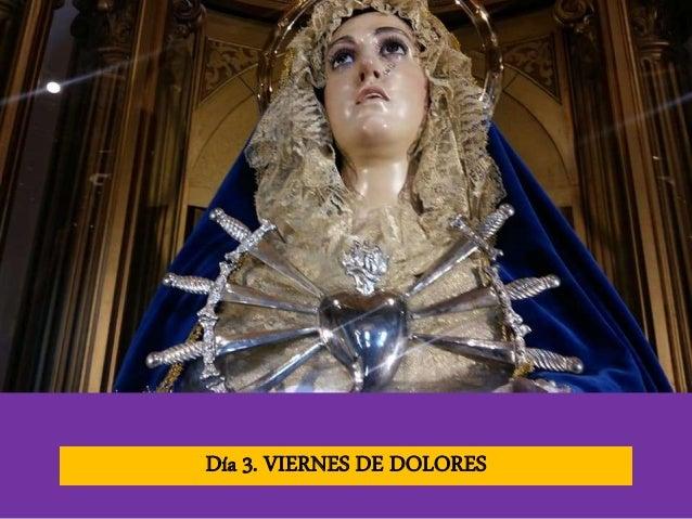 cccjjjjj Día 3. VIERNES DE DOLORES