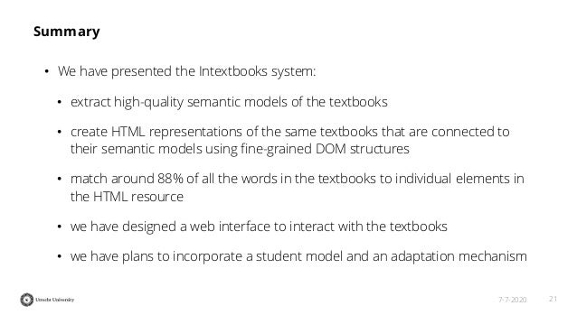 Transformation of PDF Textbooks into Interactive Educational Resources