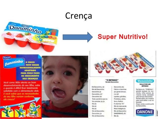 Crença Super Nutritivo!