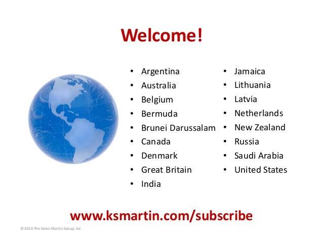 Welcome! • • • • • • • • •  Argentina Australia Belgium Bermuda BruneiDarussalam Canada Denmark GreatBritain India  • • ...