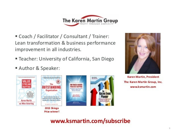  Coach / Facilitator / Consultant / Trainer:  Lean transformation & business performance  improvement in all industries. ...