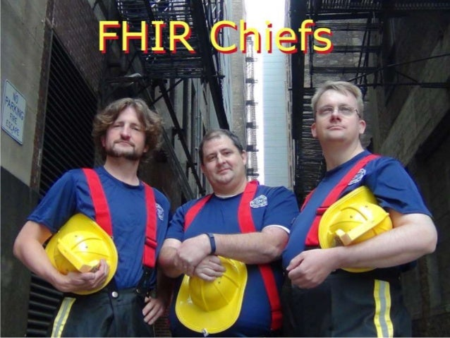FHIR architecture overview for non-programmers by René Spronk Slide 3