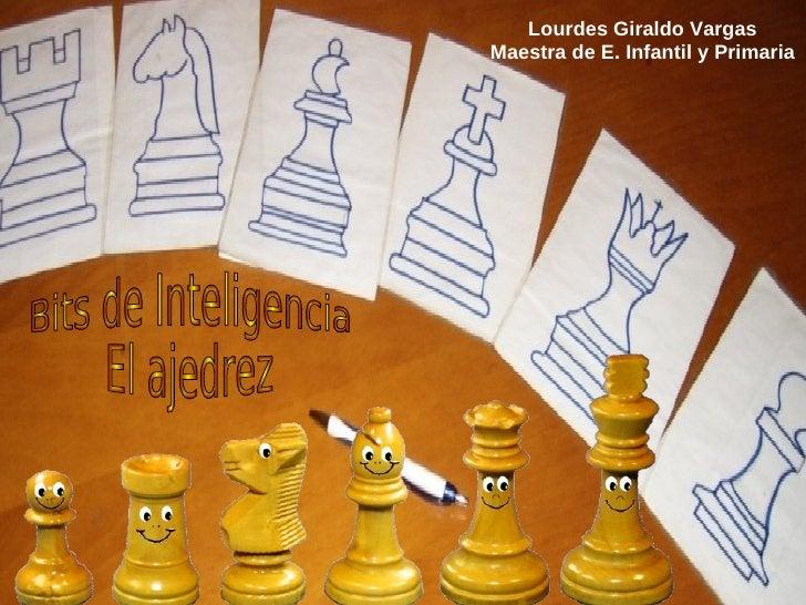 Lourdes Giraldo Vargas Maestra de E. Infantil y Primaria