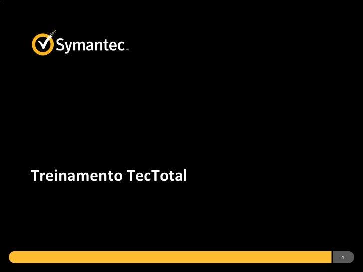 Treinamento TecTotal                       1