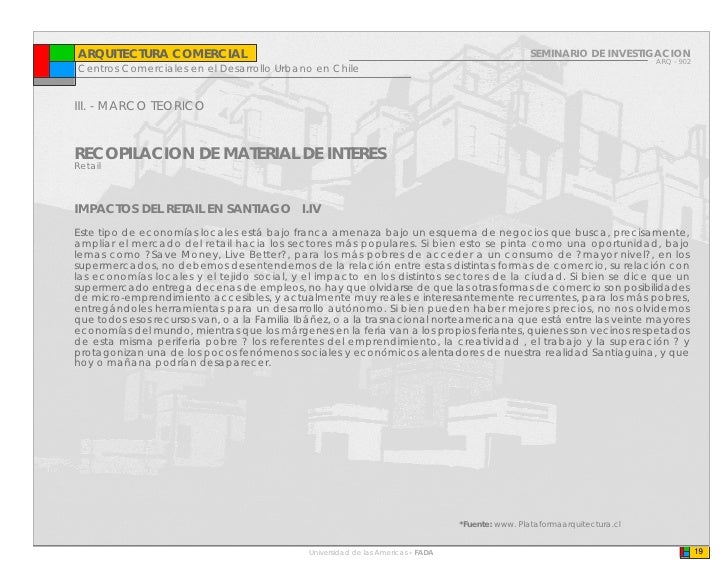 01 centros comerciales mall for Centros comerciales en santiago de chile