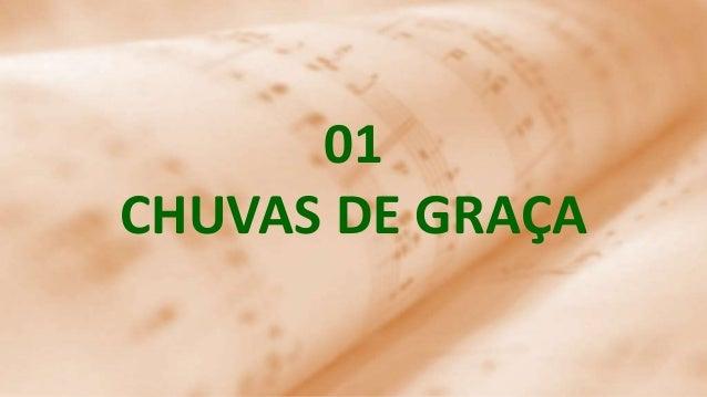 01 CHUVAS DE GRAÇA