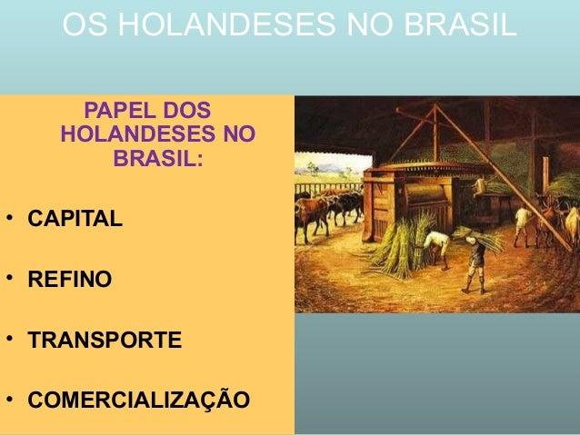 Brasil Colônia - economia