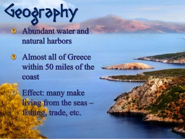 01 early greece and geography