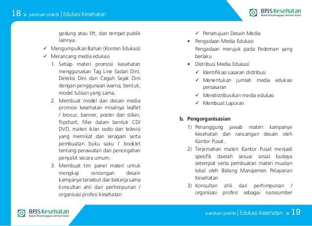 Strategi Pencegahan dan Pengendalian PTM di Indonesia