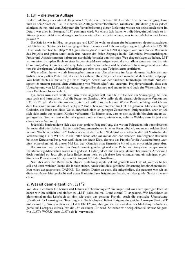 Einleitung - zum Lehrbuch und dem etwas anderen Lehrbuchprojekt Slide 2