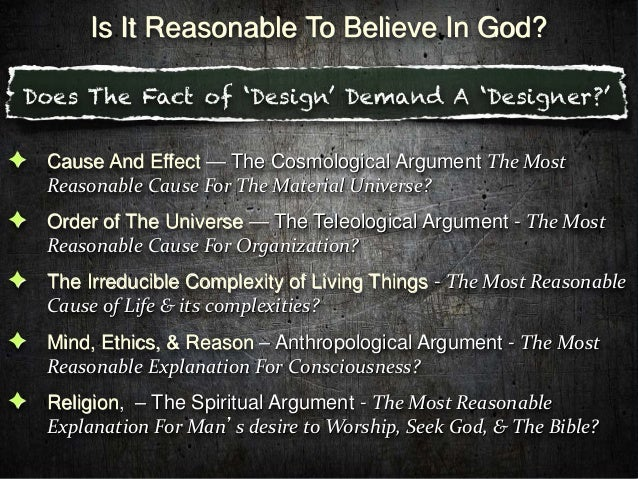 is it reasonable to believe in Download presentation powerpoint slideshow about 'is it reasonable to believe in miracles' - fiona an image/link below is provided (as is) to download presentation.