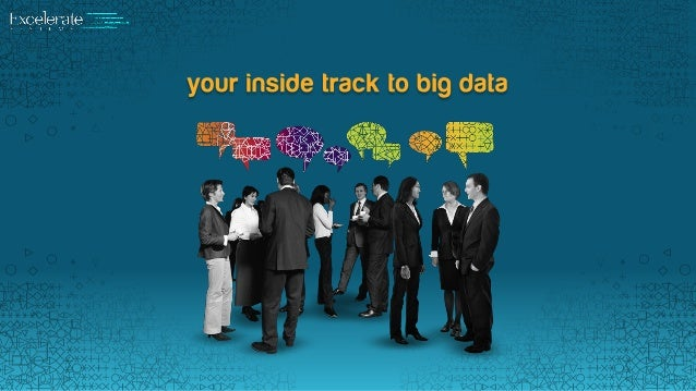 #BigData = Smart Business  un outil de transformation des entreprises  Aadel Benyoussef  Excelerate Systems France  Aadel....