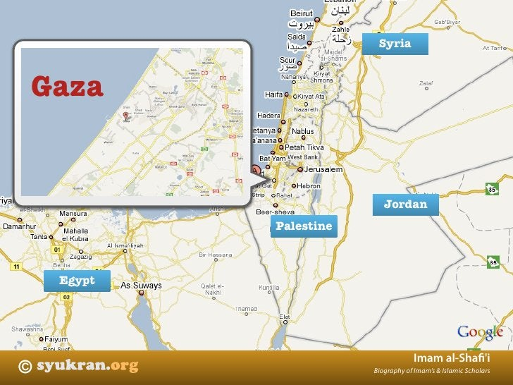 Syria    Gaza                              Jordan             Palestine        Egypt                                      ...