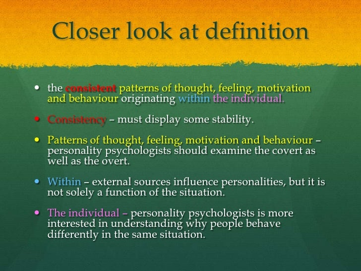 differential psychology Possibilities, and serious statements of intention about scientific cooperation  between differential psychology and theories of human cognition and  performance.