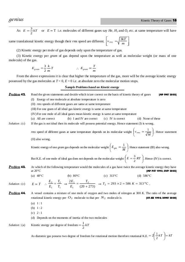 kinetic-theory-of-gases