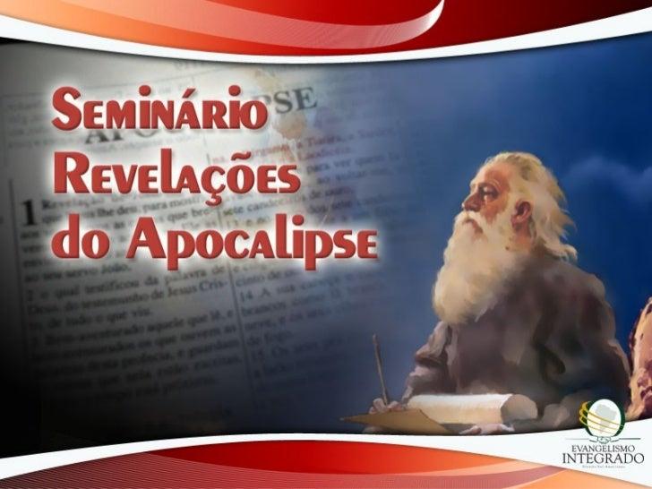 """""""Revelação de Jesus... aos      Seus servos""""      (Apocalipse 1:1)"""