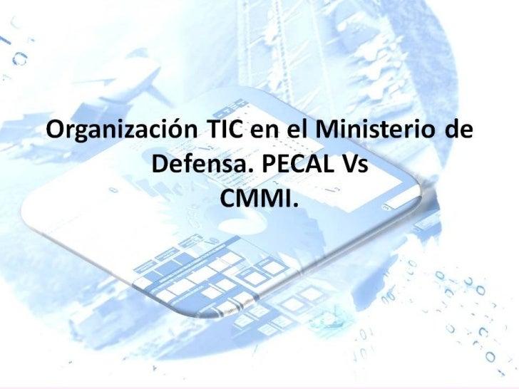01 Ministerio de Defensa VII Semana CMMI