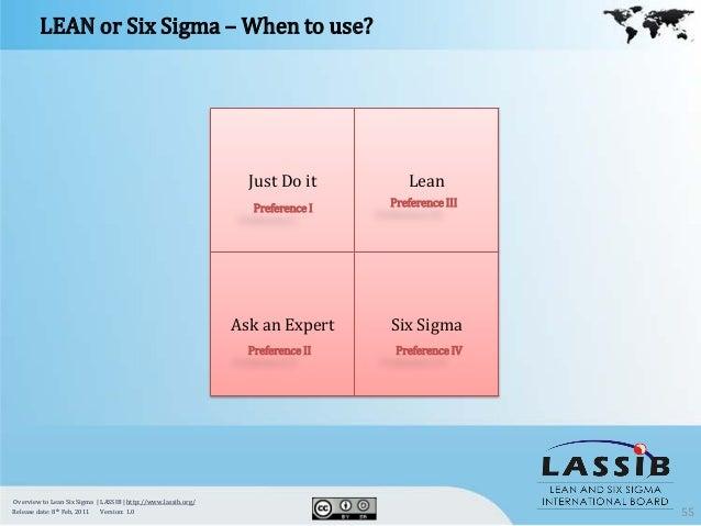01 overview of lean six sigma rh slideshare net P Diagram Example 4 block diagram 6 sigma