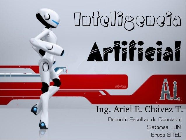 La inteligencia artificial es la parte de la ingeniería queLa inteligencia artificial es la parte de la ingeniería que con...