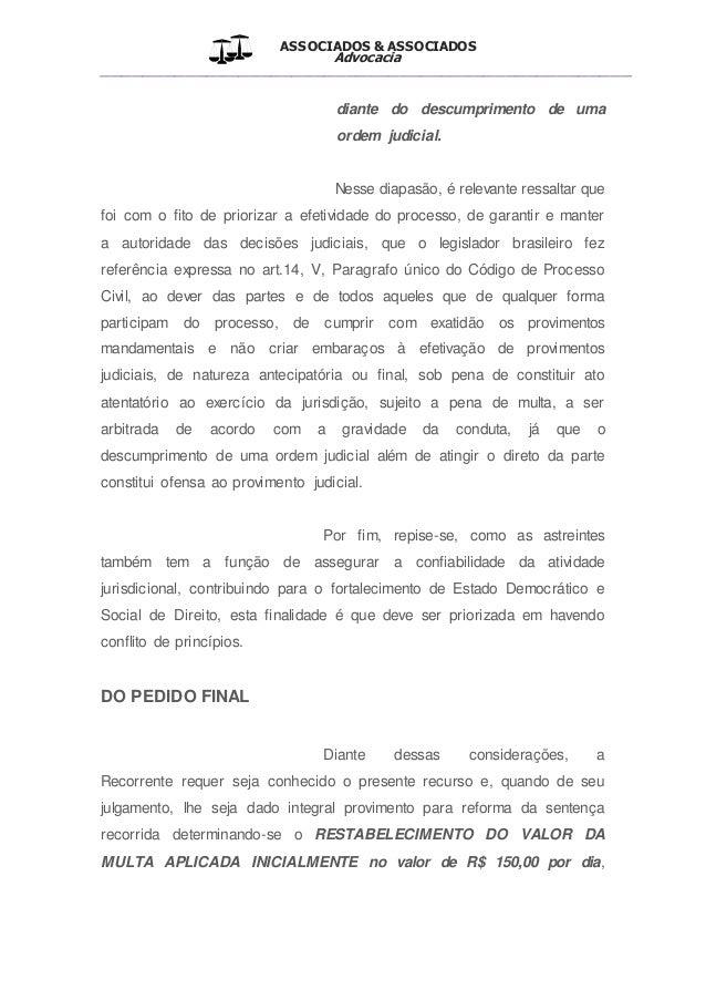 Recurso Inominado Jec Trabalhos Acadêmicos November 2019