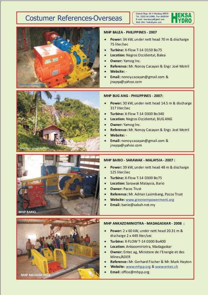 Cimindi Raya AK-4 Bandung 40514   Costumer References-Overseas                                            Tel. (022) 66130...