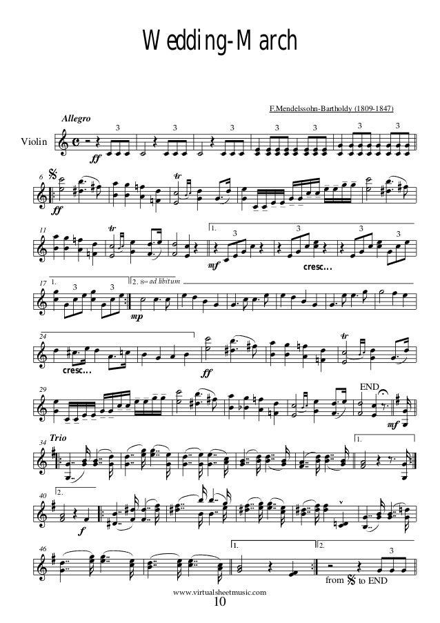 wedding violin piano collection