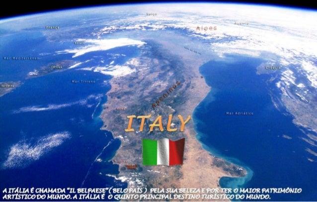 Passeio pela Itália