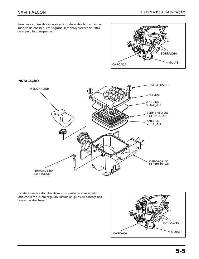Manual Nx400 Falcon