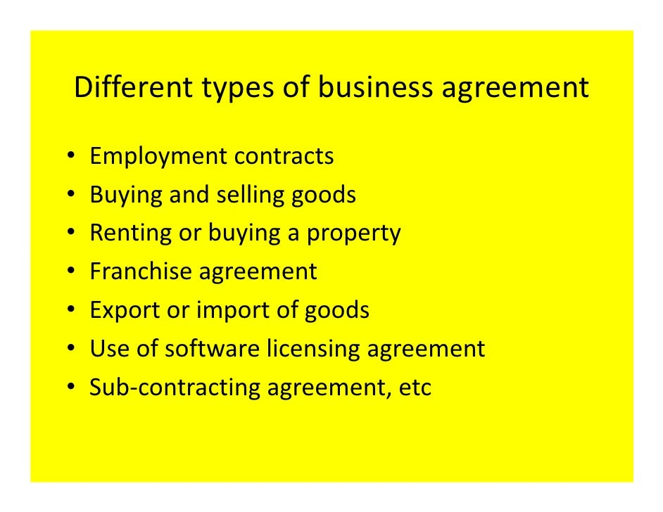 law types of contract 11 definition and forms of contracts the law of contract is concerned about the  legal enforceability of promises in that context, a contract may be described as.