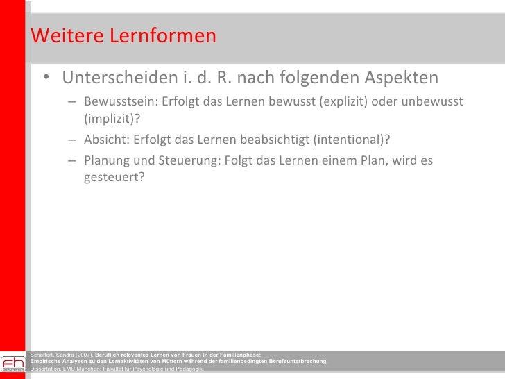Einführung: Lernen und Kompetenzentwicklung