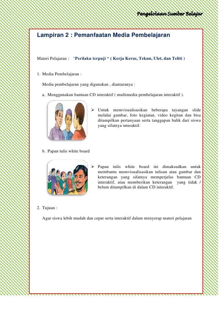 Perangkat Kbm Pai Kelas Vii Smp