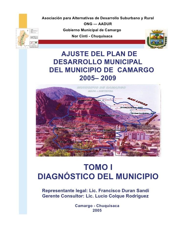 Asociación para Alternativas de Desarrollo Suburbano y Rural                                       ONG — AADUR            ...