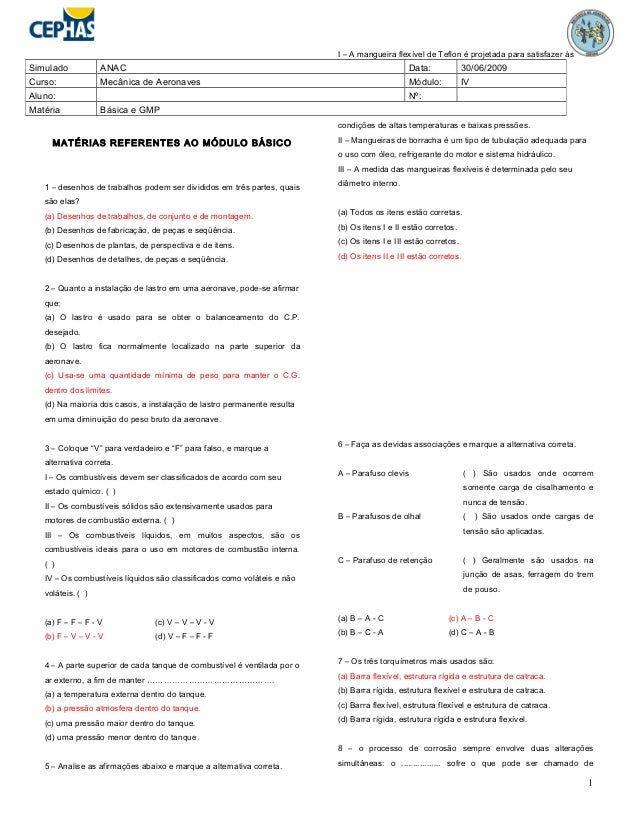 MATÉRIAS REFERENTES AO MÓDULO BÁSICO 1 – desenhos de trabalhos podem ser divididos em três partes, quais são elas? (a) Des...
