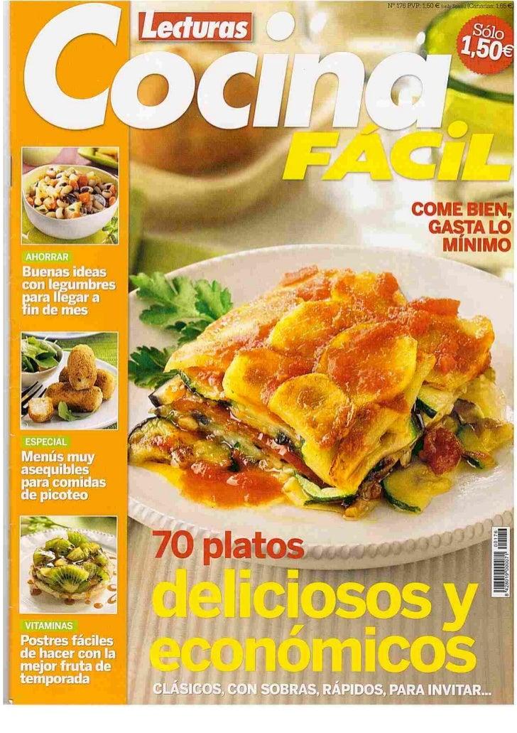 Lateterazul en cocina facil for Cocinar facil