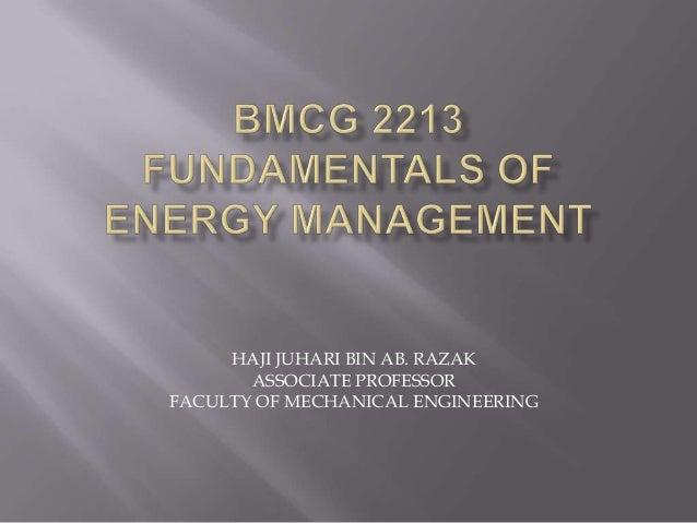 HAJI JUHARI BIN AB. RAZAK       ASSOCIATE PROFESSORFACULTY OF MECHANICAL ENGINEERING