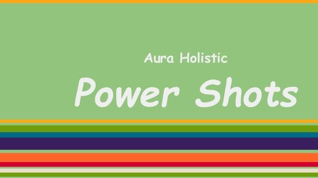 Aura Holistic Power Shots