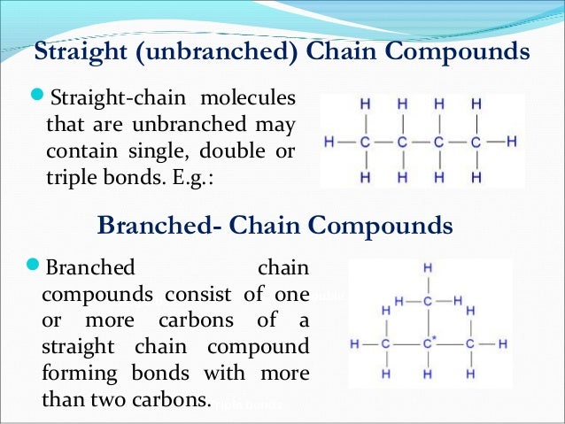 Double Bonds In A Ring