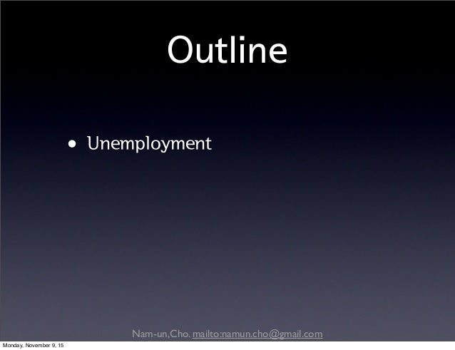 011.unemployment and inflation Slide 3