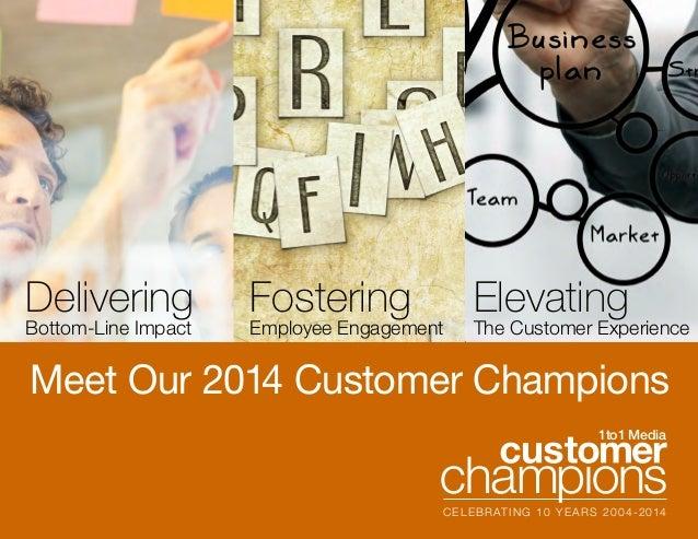 meet the customer