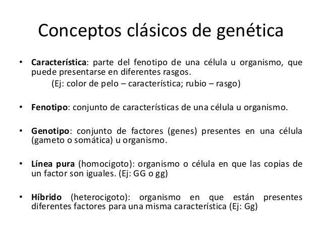 Genética Slide 2
