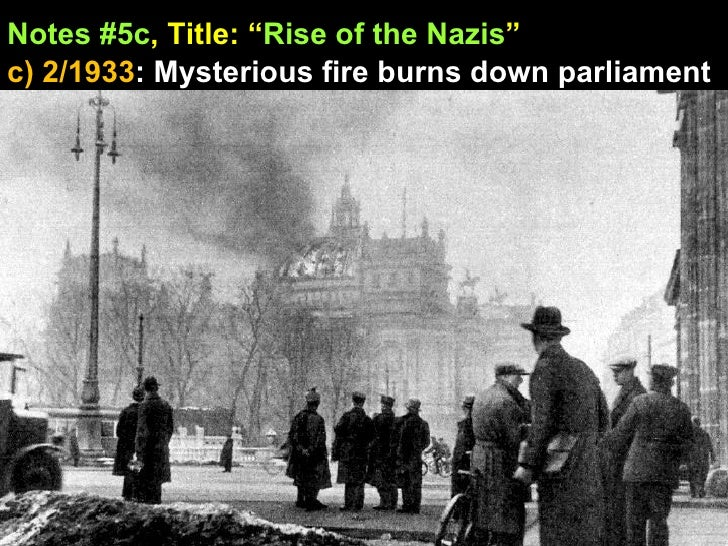 rise of the nazi party essay Hitler's rise to power: personal or political essay so much so that the name was changed to the nazi party and it entered into elections for seats in the.