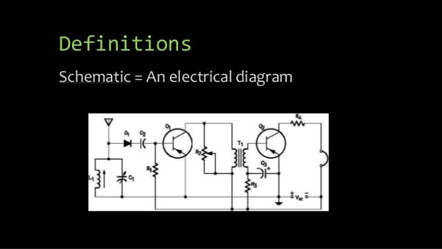 011 electrical schematic symbols a on
